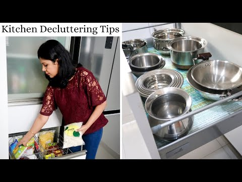 Kitchen Decluttering And Organizing Tips - Diwali Kitchen Decluttering