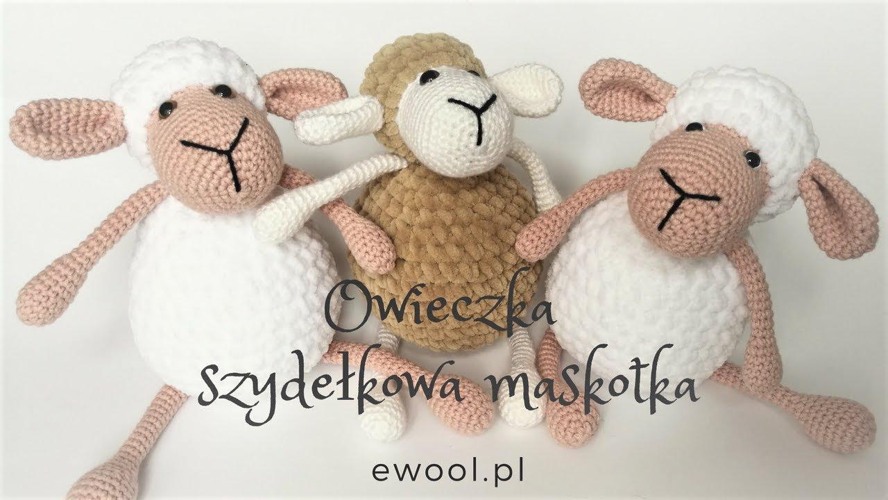 Wzór na szydełko po polsku - Lala Ella - Lulu And Tete | 720x1280