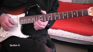 I Vow To Thee My Country - Lead Guitar Lesson