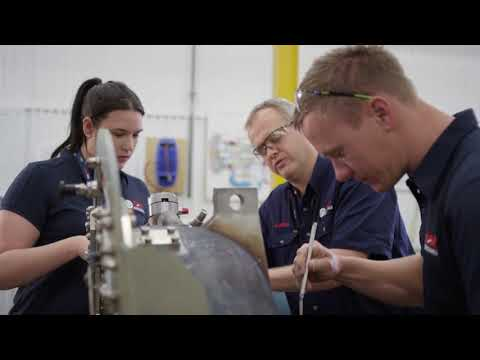 Move Up in the World advertisement – TAE Aerospace – Asia-Pacific