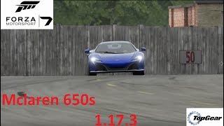 POWER LAP-Mclaren 650s