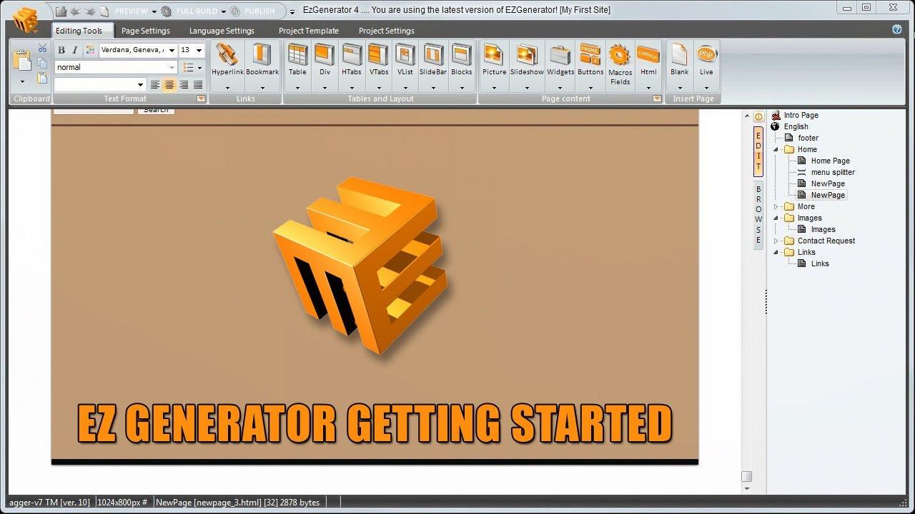 Kết quả hình ảnh cho Ez Generator