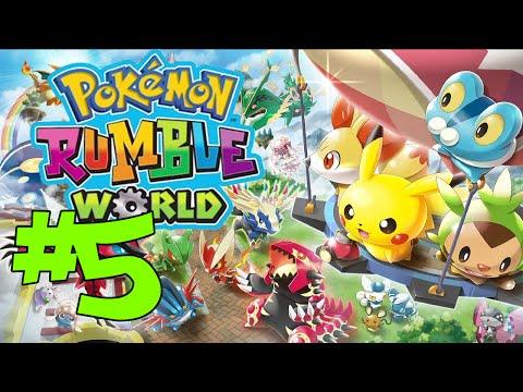 Let's Play: Pokemon Rumble World Part 5