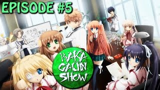Baka Gaijin Novelty Hour - Rewrite - Episode #5