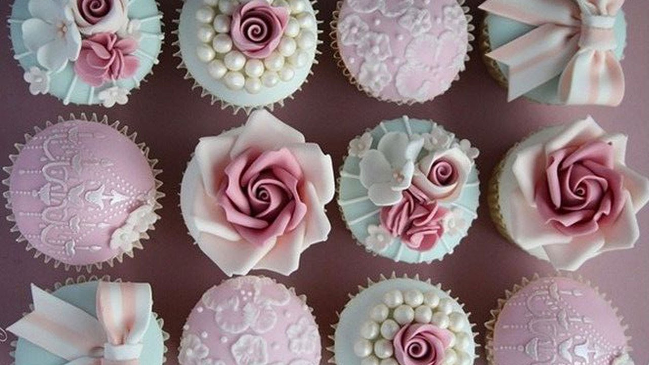 Best Wedding Cupcakes For 2014 Youtube
