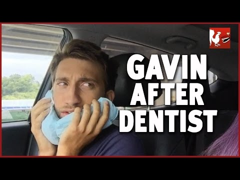 Happy Hour #26 - Gavin After Dentist   Rooster Teeth