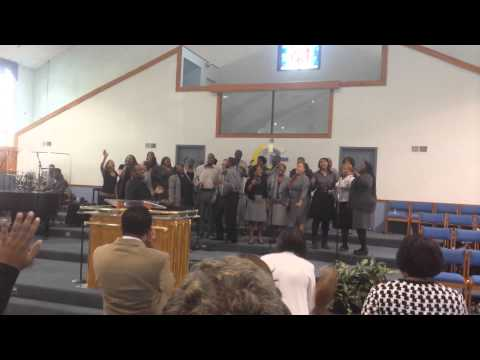 CECF Worship Choir - His Mercy Endureth Forever