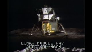 Посадка корабля «Аполлон-11» | Аполлон: Найденные видео | Discovery Channel