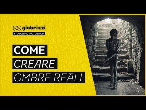 Come Creare OMBRE REALISTICHE In Photoshop - Tutorial Intermedio (#Photoshop) | GioBrizzi