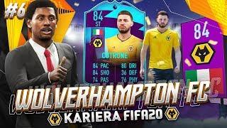 FIFA 20 | KARIERA WOLVES #6 - CUTRONE JEST NAJPIĘKNIEJSZY!