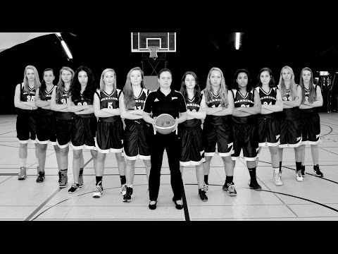 Frankfurt International School Girls Varsity Basketball ISST-2 at ASP March 2016