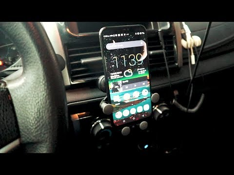 New Universal Gravity Car Phone Mount Review