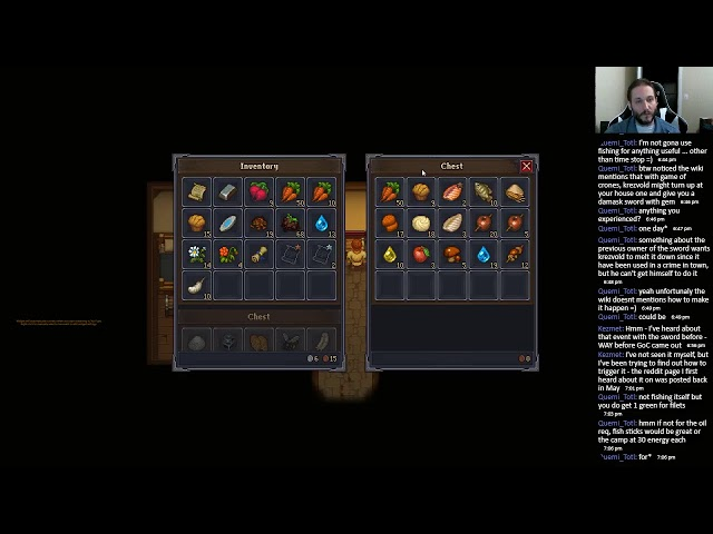 Graveyard Keeper Speedrun (Trial 3): 03