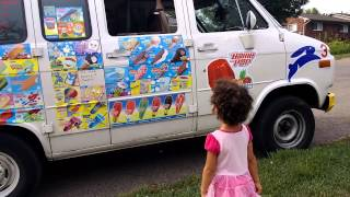 ice cream truck - oh this takes me back to the 80s
