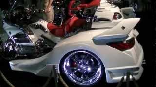新型GL1800 ゴードントライク 2013東京オートサロン 幕張で開催...