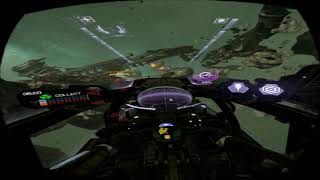 Eve Valkyrie Warzone VR Review & Gameplay on the Oculus Rift