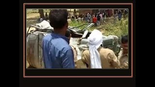 At least 8 dead in Kaushambi car accident