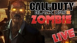 Call of Duty BLACK OPS 3 FR - Zombie Shadow of Evil avec Burnout | Gameplay PS4 Francais HD COD BO3