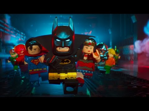 'The Lego Batman Movie' Trailer