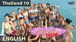 Model Turned Superstar - EPISODE 10 THAILAND | Reality Show with 100 Models