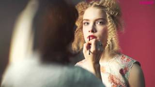 Backstage: Valya for OOPS! Magazine March 2016