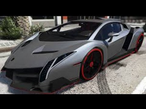 Gta 5 Lamborghini Sesto Elemento Zentorno Fully Customized