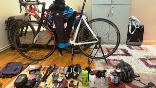 Bisiklet Ekipmanlarım (Hepsi) - Bisiklet İnceleme - Lisans Nasıl Çıkartılır?