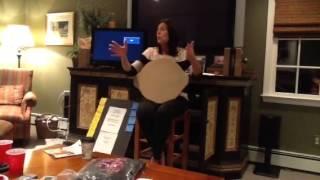 Penney Parkes stoneware training