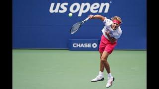 Kevin Anderson vs Alexander Zverev | US Open 2020 Round 1