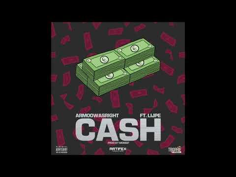 Armoowasright ft. Lijpe - Cash (prod. Monsif) Instrumental