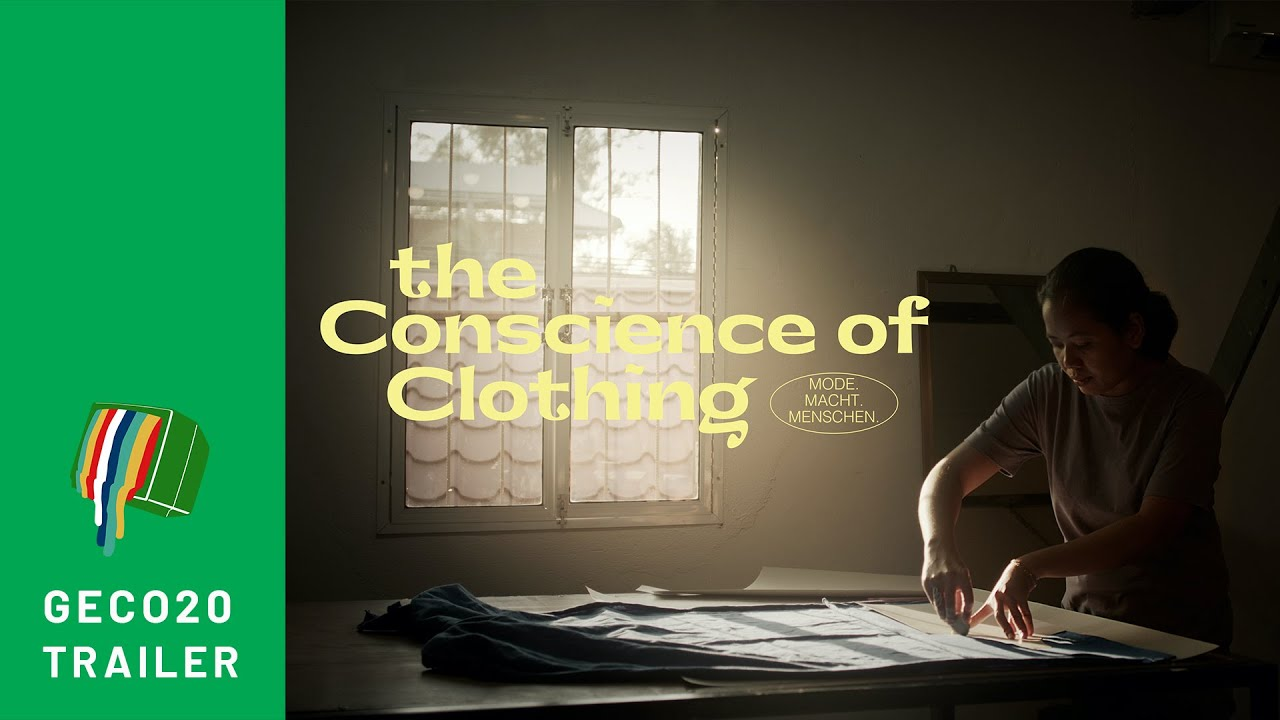 GECO20 Trailer for The Conscience of Clothes