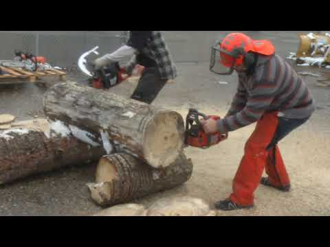 Custom Chainsaw Services - Timberland Supply