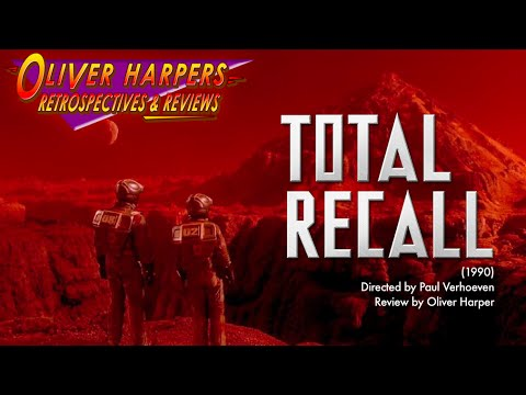 Total Recall (1990) Retrospective / Review