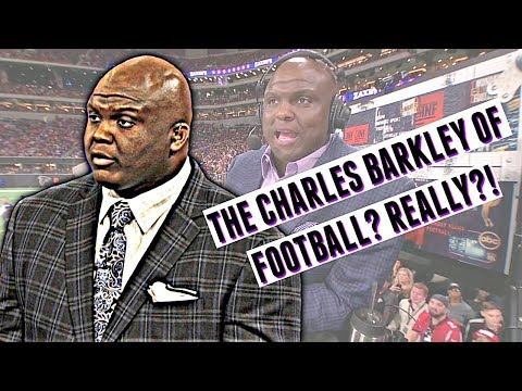 ESPN MNF Producer: Booger McFarland Is 'Charles Barkley Of Football'
