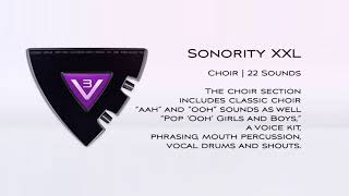 V3 Sonority XXL - Voice Pop & Jazz
