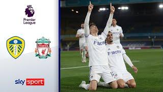 Llorente schockt Reds & Klopp mit spätem Treffer! | Leeds United - FC Liverpool 1:1