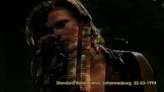 a-ha live - Manhattan Skyline (HD) - Standard Bank Arena, Johannesburg - 02-03 1994