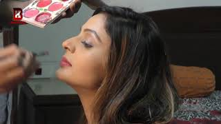Actress Leena Kapoor Makeup