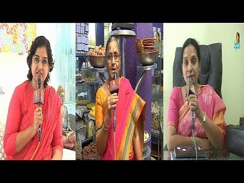 Sampadha Lakshmi Diwali Special Program_2-11-2013   Vanitha TV