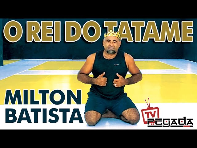 O Rei do Tatame - TV Pegada #200