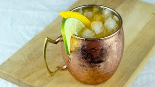 How to make a Moscow Mule Cocktail I Moscow Mule Cocktail Recipe - In Hindi