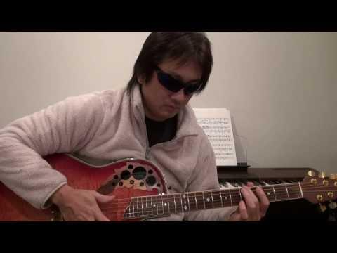 Mobile Suit Gundam - Encounters - Solo Guitar Ovation CS257
