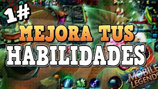 [MOBILE LEGENDS GUIA] COMO CONSEGUIR MEJORAR (COMBOS) | LOL PARA ANDROID | ESPAÑOL