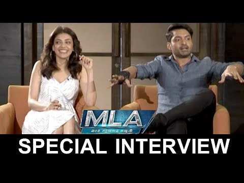 Nandamuri Kalyan Ram and Kajal Aggarwal Special Interview About MLA Movie