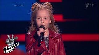 Мария Руденко «Who's lovin' You» - Слепые прослушивания - Голос.Дети - Сезон 5