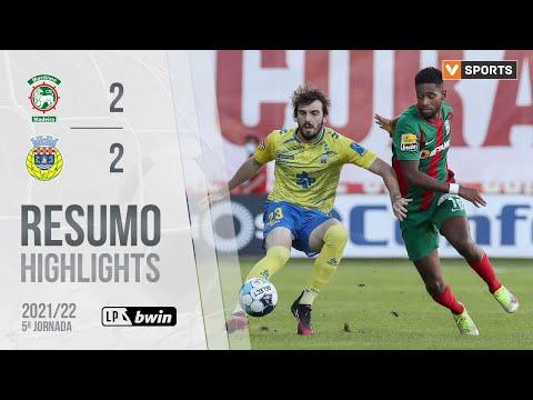 Maritimo Arouca Goals And Highlights