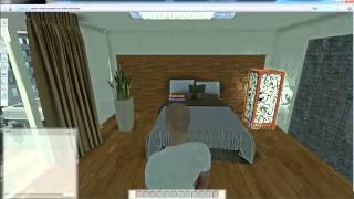 Virtual World Web - Secret City 2.0