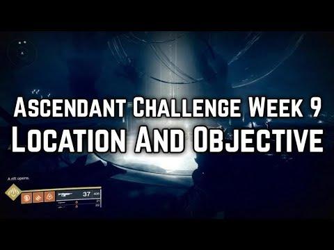 Destiny 2 - Ascendant Challenge Week 9 (Spine of Keres) Location & Objective thumbnail
