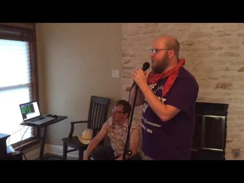 Symphony Of Destruction - Longest Day Team Karaoke 2014