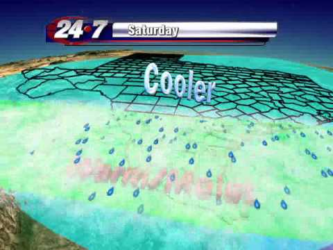 Bryan Hale's Wet Weather Forecast for the RGV